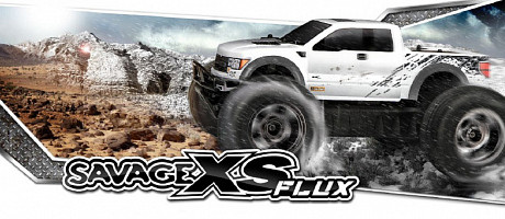 SAVAGE XS FLUX Ford SVT Raptor