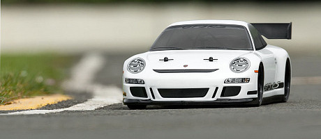 SPRINT 2 FLUX PORSCHE 911 GT3 RS