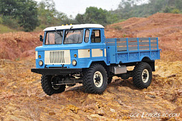 Cross RC GC4 ГАЗ 66 (бортовой) 4x4 1/10 KIT