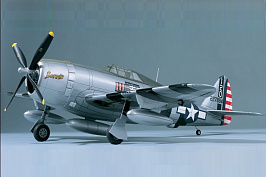 Top Flite	P-47D Thunderbolt Airplane Kit