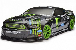 E10 FORD MUSTANG VAUGHN GITTIN JR./MONSTER ENERGY